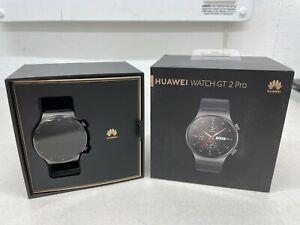 Huawei Watch GT 2 Pro - Night Black - VID-B19