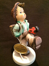 79 75 GEOBEL HUMMEL 1991 FINAL ISSUE GOLD TAG GLOBE TROTTER BOY