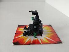 Bakugan Battle Brawlers Darkus Ventus Subterra Fortress Trap Black Spin Master