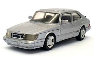 Ministyle 1/43 Scale Model Car 035 - Saab 900 - Silver