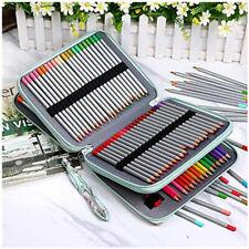 120 Slots Pencil Case Organizer Foldable Pen Storage Box Bag Large Capacity