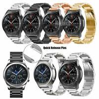 For Huawei Watch 2 Pro/Classic Stainless Steel Wristwatch Band Strap Bracelet