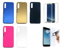 PT Cover Custodia Doppio 360º Anteriore + Posteriore Per Samsung Galaxy A7 2018