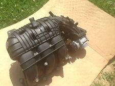 2010 - 2012 Ford Fusion Complete Upper Intake  3.0 Mercury Milan