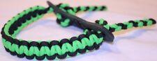 Bow Wrist Sling - Green/Black - (Lifetime Guarantee)