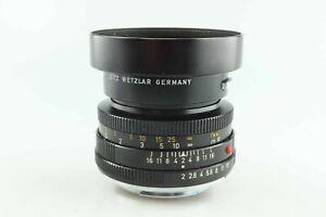 Leica Summicron R 2 50 mm mit 12564 Leitz  89094