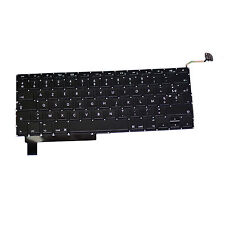 "AZERTY Français MacBook Pro 15"" A1286 2009/2011 FR French Keyboard CLAVIER"