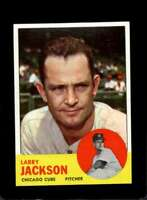1963 TOPPS #95 LARRY JACKSON EXMT CUBS NICELY CENTERED  *XR19514