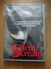 SILENT SCREAM DVD 1980 HORROR FILM SCORPION RELEASING