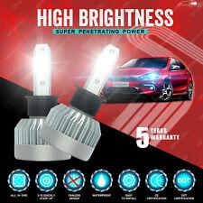 H3 6000K White 1705W 255750LM Fanless CREE LED Foglight Set Fog Light Conversion