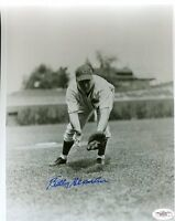 Billy Herman Cubs Jsa Authenticated Signed 8x10 Photo Autograph