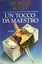 MORRIS WEST UN TOCCO DA MAESTRO LONGANESI 1989