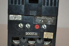 ONE USED GENERAL ELECTRIC CIRCUIT BREAKER FJ236200