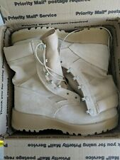 ALTAMA Army Combat Boots Hot Weather Tan, Size 9.5 W vibram sole