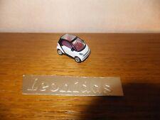 Kinder  surprise  Smart  Fortwo coupé TT089  :  blanche