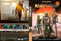 The Mandalorian Season 1 Blue ray, 8 Episodes(English Audio and Subtitles)