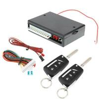 Car Auto Keyless Entry System Remote Control Central Locking Kit VH13P JF#E