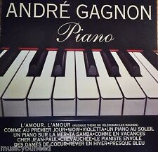 Andre Gagnon - Piano (CD, 1994, Star, Canada) VERY RARE - OOP Near MINT 10/10