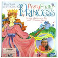PRETTY PRETTY PRINCESS GAME Jewelry Board Game 1990's Classic NEW FACTORY SEALED