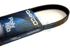 DAYCO Belt Alt FOR MAN TGA 04-06,12.8L,12V,OHV,TurboD/L,26.460 EURO 3