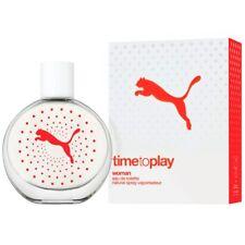 Puma Time To Play EDT Eau De Toilette For Woman 60 ml 2 fl.oz
