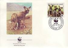 630+ FDC ENVELOPPE 1er JOUR ANIMAUX SAUVAGES GUINEE