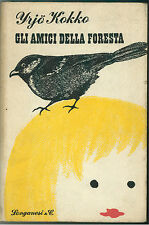 KOKKO YRJO GLI AMICI DELLA FORESTA LONGANESI 1964 II° EDIZ. L'ELEFANTE 3