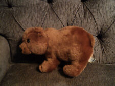 Vintage Dakin Nature Babies Hickory Bear Plush 1975