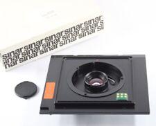 SINARON DIGITAL 4/80, SINAR DB