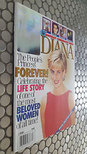 *PRE-SELECT*PRINCESS DIANA MAGAZINE IST ANN. TRIBUTE FOIL RARE COVER MINT