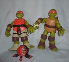2012 Playmates Teenage Mutant Ninja Turtle Action Figure 10