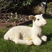 Gartenfiguren Skulpturen Mit Schaf Günstig Kaufen Ebay