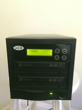 LaCie Dupli Disc DVD121 USB 2.0 Disc Duplicator DVD Recorder