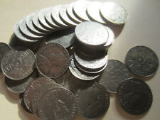 Roll of 1927 Canada Five Cents Coins. (40 Coins)