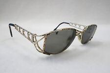 CAZAL Unknown Model logo rectangular eyeglasses frames X Arms Tortoise 0793