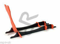 Guru Paintball Gun Stand - New Compact Design (Orange) [BU3]