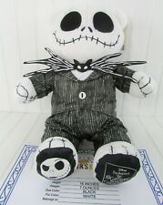 Build a Bear Jack Skellington Disney The Nightmare Before Christmas Plush Sound