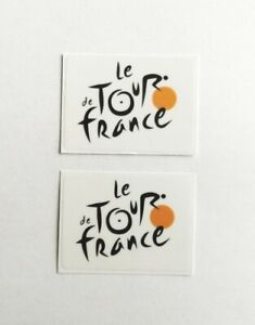 LE TOUR DE FRANCE STICKERS GRAPHICS DECALS BIKE CYCLING ROAD RACING BICYCLE RACE