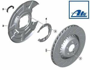ATE Left Hand Rear Brake Disc E82 M Coupe, E90 E92 E93 M3 34212283803