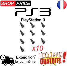 Lot de 10 vis de remplacement pour manette PlayStation 3 PS3 (NEUF)