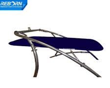 Reborn Boat Wakeboard Tower Bimini PRO1580 Navy Blue Canopy -- 5 Yrs Warranty!