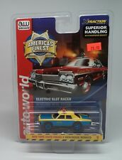 Auto World HO Scale 1974 Dodge Monaco NY STATE POLICE Xtraction R21 Slot Car
