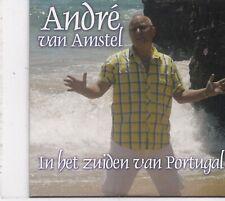 Andre Van Amstel-In Het Zuiden Van Portugal cd single