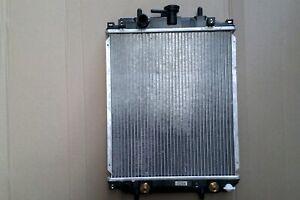Radiator For Daihatsu Cuore L701 00-03 Sirion M100 L601 Move YRV M201 25mm hose