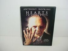 Hearts in Atlantis (DVD, 2002)