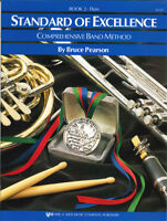 Standard of Excellence: Flute Book 2 - Band Method Book W22FL