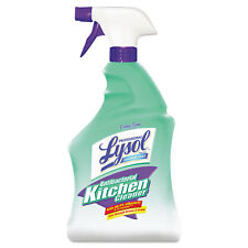 Lysol Antibacterial Kitchen Cleaner 32oz Spray Bottle 74411EA