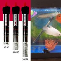 100W 200W 300W Aquarium Heizstab Heizung Heizkabel Heizen Aquariumheizung Heater