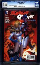 Harley Quinn 13 CGC 9.8 WP Modern Age DC Comic (2014) IGKC L@@K