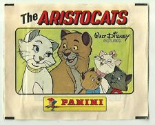 1984 PANINI The Aristocats 1 Sealed Packet
